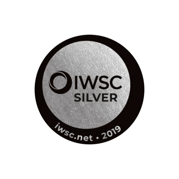 IWSC Silver 2019 Winner Badge